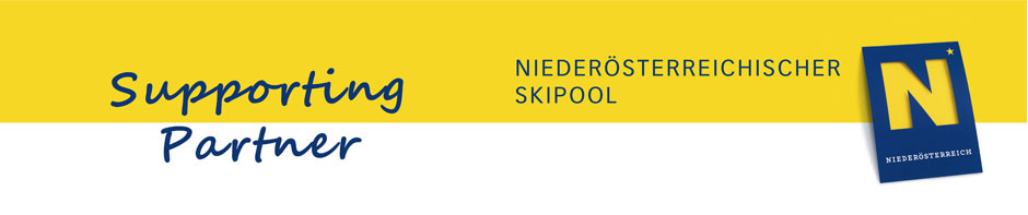 Supporting Partner des NÖ Skipools