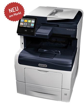 Aktion Xerox Drucker Versalink