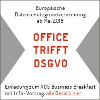 Office trifft DSGVO