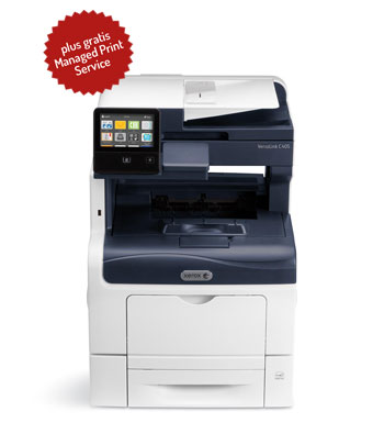Herbstaktion Xerox Drucker Versalink