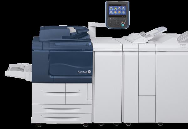 Xerox D136 Kopierer Drucker