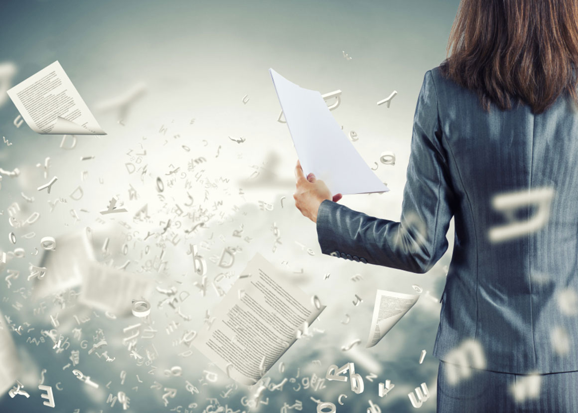 Digitalisierung - Dokumentenmanagment